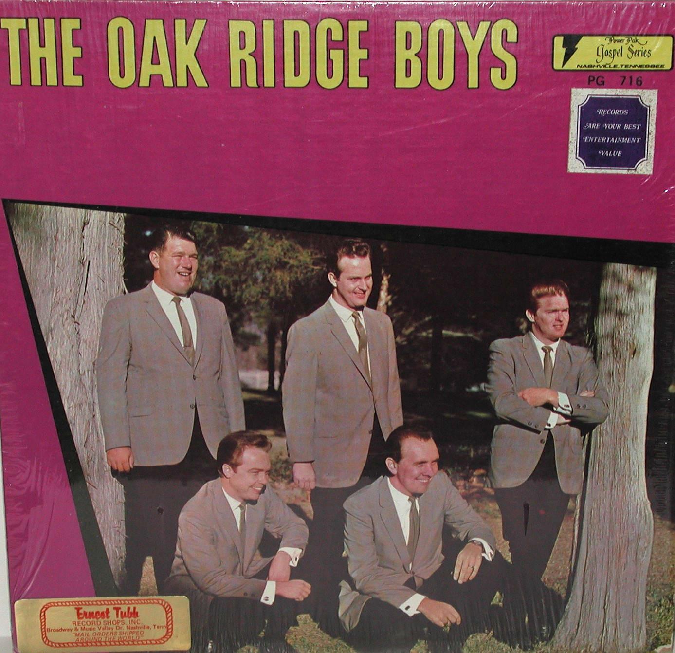 The Oak Ridge Quartet - The Oak Ridge Quartet